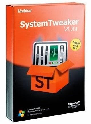 Uniblue SystemTweaker 2014 2.0.9.2 +