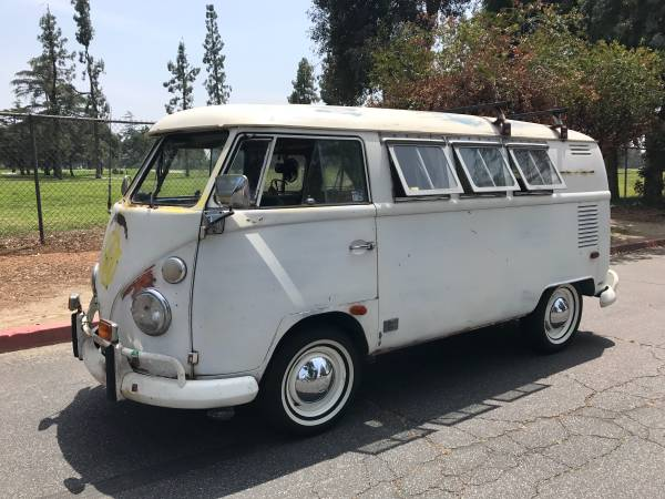 1966 VW EZ Camper Bus for sale