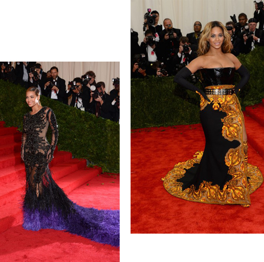 Elephant In The Room Beyonce Worst Dressed In Givenchy At Met Gala Beconing Lola