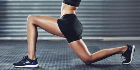 6 Circuit Training Leg Workout for Women at Home
