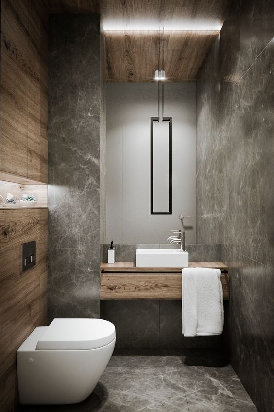 Charmant Modern Small Toilet Design Ideas