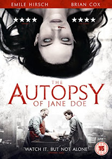 English Movie List In March 2018, Filem, Movie, English Movie, The Autopsy Of Jane Doe, Poster, Pelakon, The Autopsy Of Jane Doe Cast, Emile Hirsch, Brian Cox, Olwen Kelly,