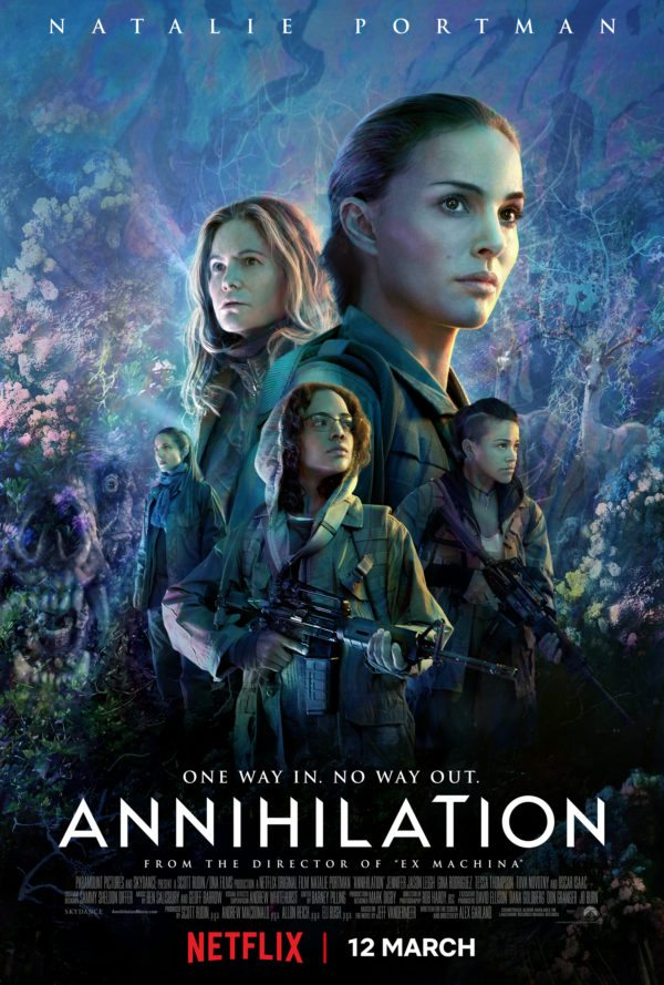 Review: Annihilation (Book and Movie)