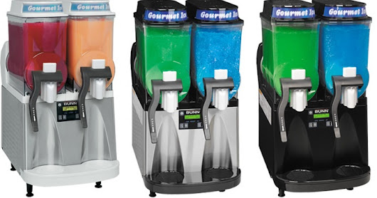 Encore Event Rentals now has a complete line of Bunn Frozen Drink machines available to rent for your next event.
