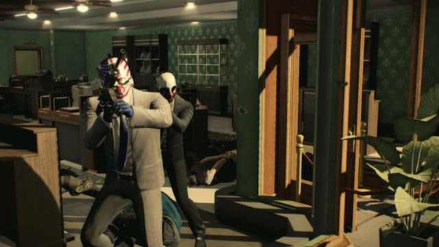 PAYDAY 2 Free On Steam