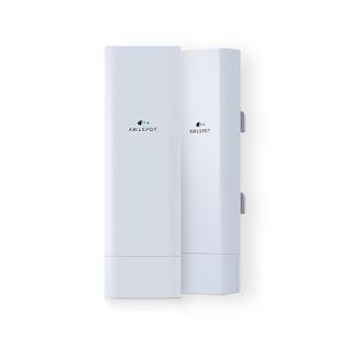 Escalate Your Wireless Backhaul Performance To a New Level With AXILSPOT's AIP5 Wireless Bridge