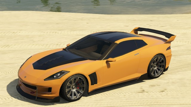 Top 10 bestlooking cars in GTA Online  GTA V Fanmade Blog 2016