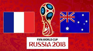 France vs Australia Live Streaming online Today 16.06.2018 World Cup 2018