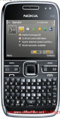 Nokia E-72 Flash File Mcu+Ppm+Cnt Free Download