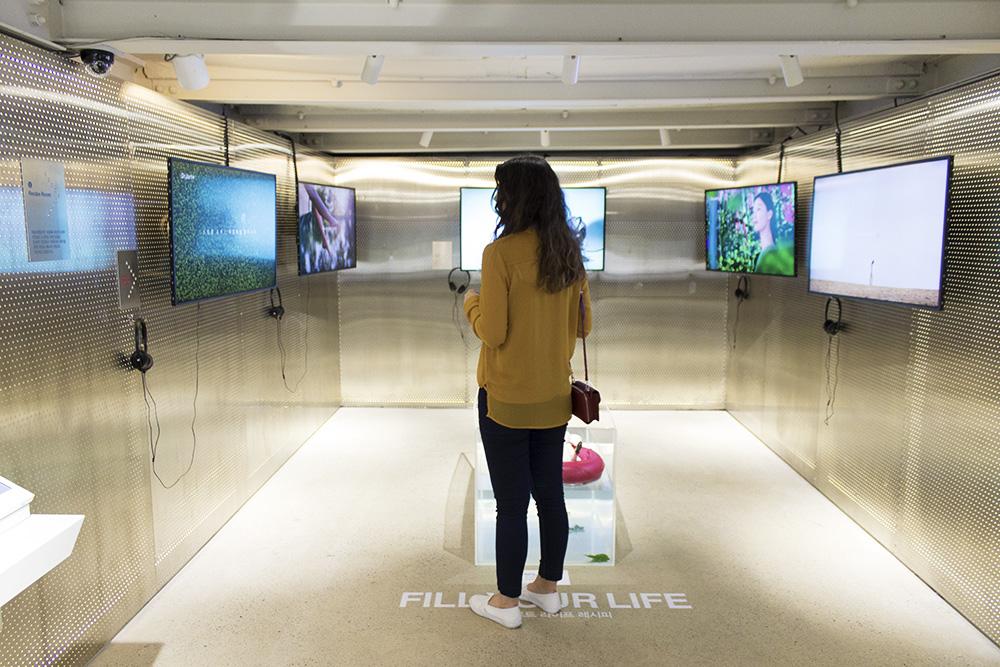 Dr.Jart+ Concept/Flagship Store: Dr.Jart+ Filter Space in Seoul TVs