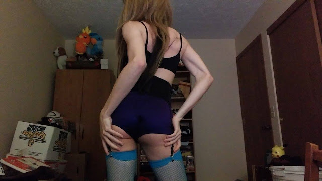 Tgirl Long hair