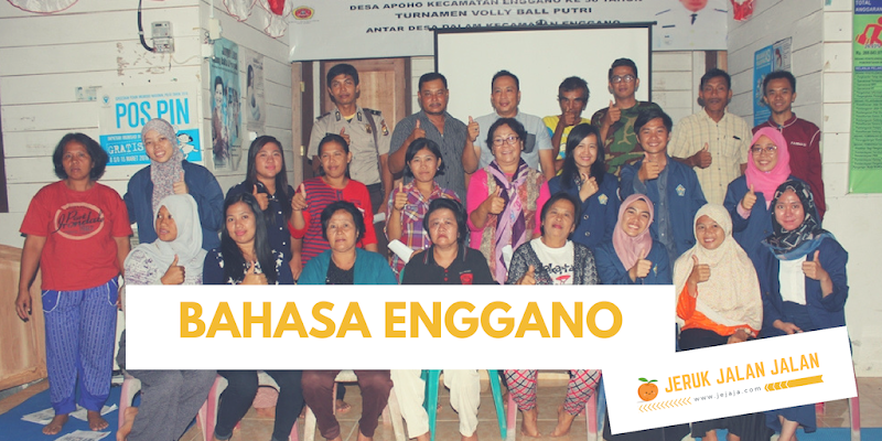 Mengenal Bahasa Enggano