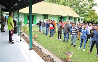 Mengejutkan Ternyata Keinginan Anak Muda Poso Menjadi Prajurit TNI Sangat Tinggi - Commando