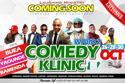 comedy klinic