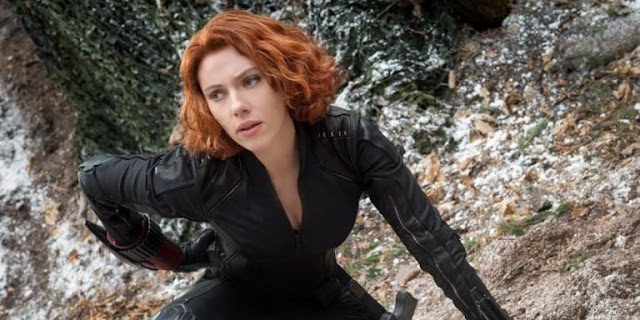 Black Widow Will Be A R-Rated Film