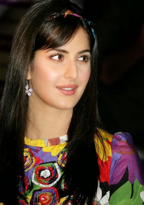 In advertisment Katrina is said Bhains