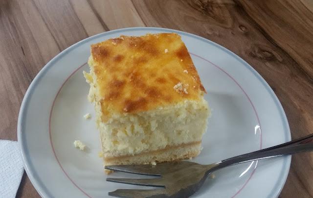 Albion Polish Club, Albion, cheesecake