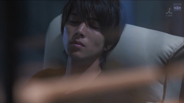 Ямасита Томохиса / Yamashita Tomohisa ≪Пишка Пишунчо≫ -2 Sleeping9