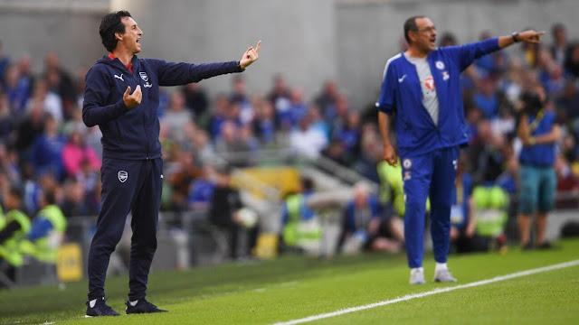 Лига Европы УЕФА 2018/2019: букмекеры ставят на лондонские клубы