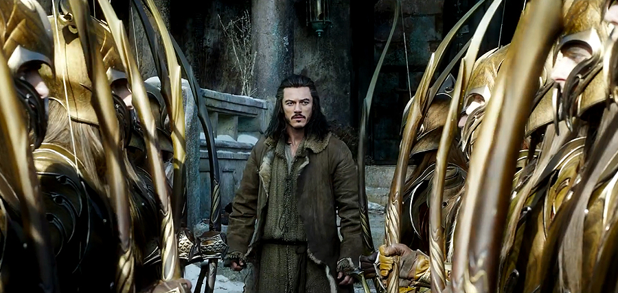 Bard în Hobbitul: Bătălia Celor Cinci Armate