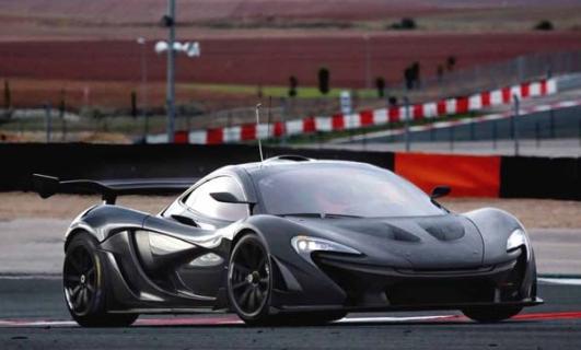 2016 McLaren P1 Review