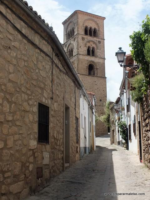 lugares que ver en Trujillo, iglesias y palacios