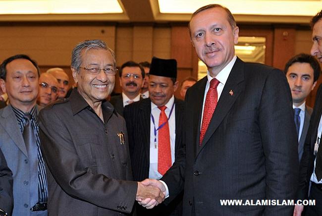 Mahathir dan Erdogan tunggu Indonesia untuk merubah wajah dunia islam.
