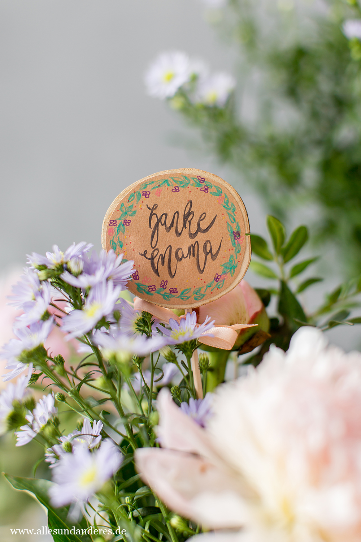 Diy Ideen Zum Muttertag Geschenkidee Einfache Geschenkschachtel