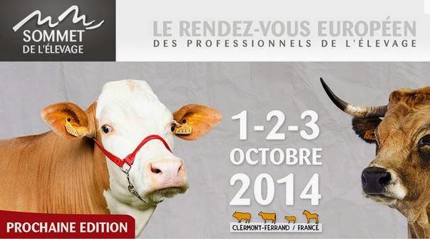 Sommet de l élevage 2014
