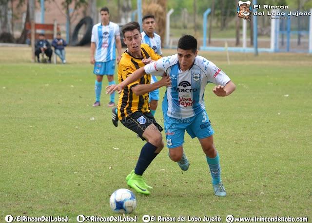 Fotos | 2017 | Fecha 31 | Gimnasia 1-1 Talleres de Perico | Liga Jujeña