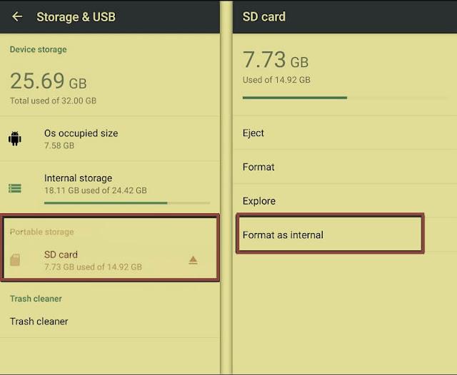 نقل تطبيقات الأندرويد إلى الذاكرة الخارجية SD بدون روت 3 طرق مختلفة