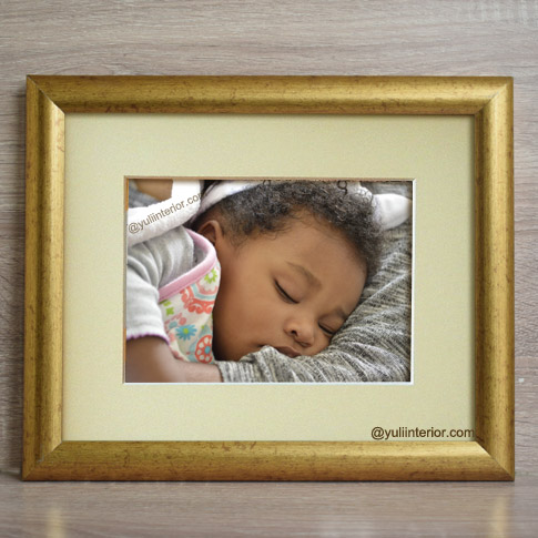 Buy Gold Picture Frame with Mat in Port Harcourt, Nigeria