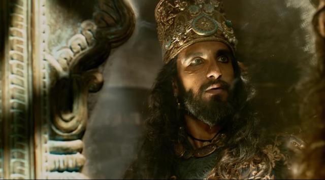 Ranveer Singh As Sultan Alauddin Khilji Padmavati Movie Cast HD Pictures