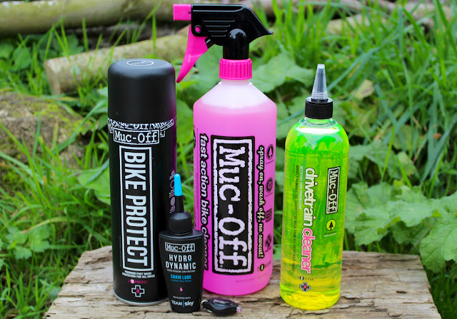 ​Muc-Off Bike Cleaning and Care Essentials