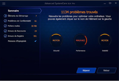 تحميل وتفعيل Advanced SystemCare pro 10 مجانا