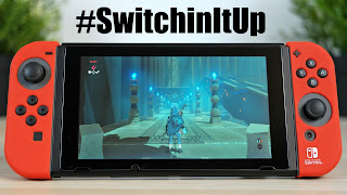 Nintendo Switching It Up YouTube Collab Video raymond strazdas