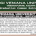 YVU CET 2016 Apply Online Yogi Vemana University PGCET Notification