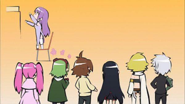 Akame ga kill Gekijou - Best Chibi Anime Shows list