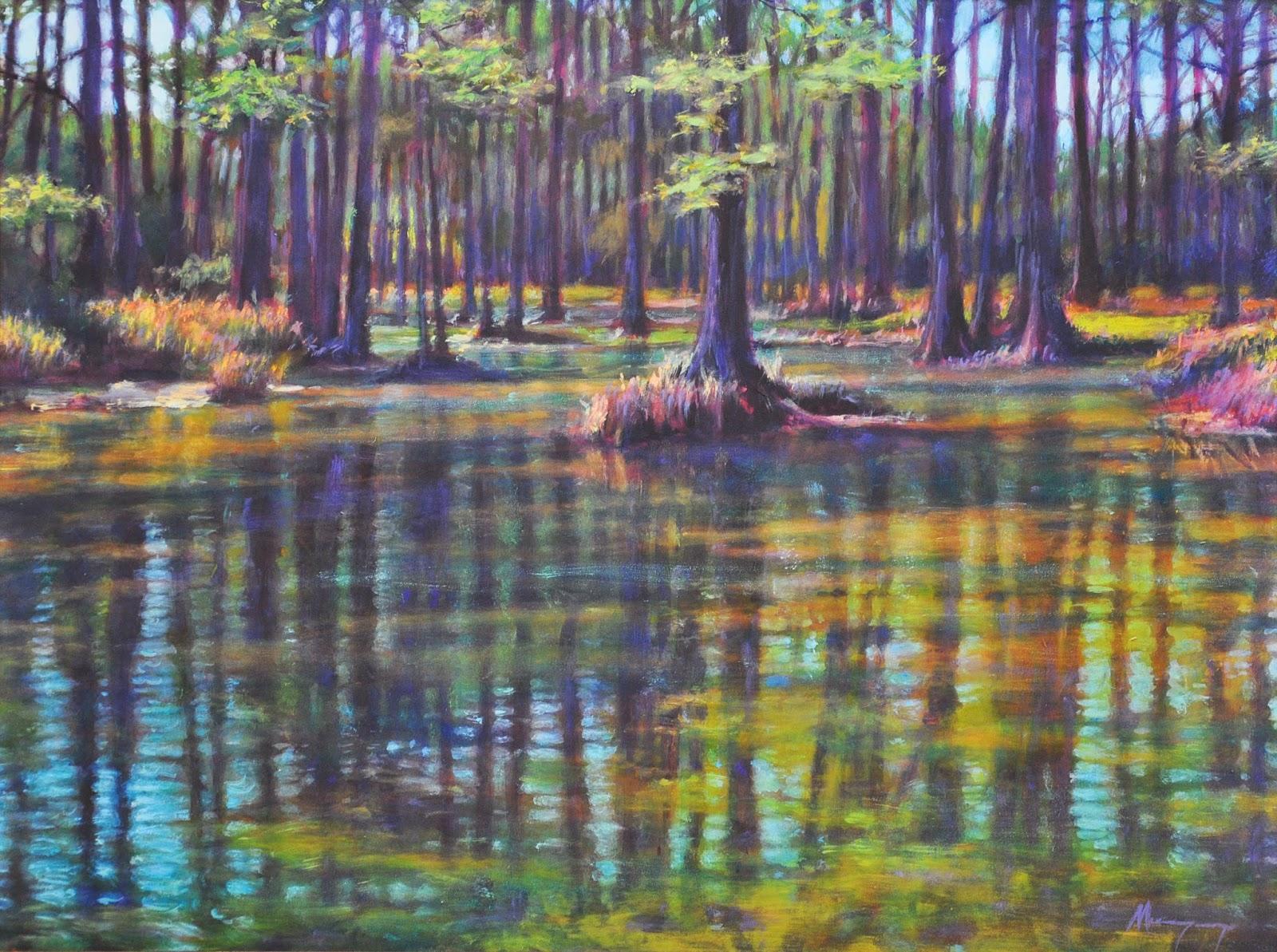 Cypress Shallows by Muenzenmayer
