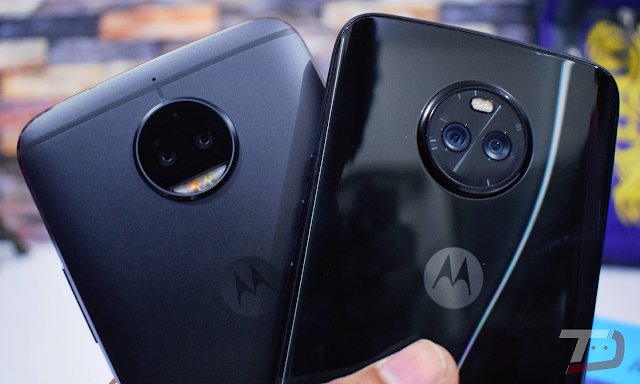 Motorola rolls out October Security patch for Moto G5s Plus