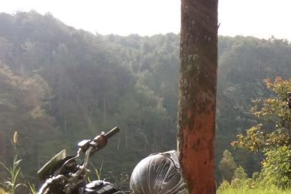 KLX Type L Trabas Gunung Arjuno
