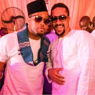 Majid Michel and Mike Ezu
