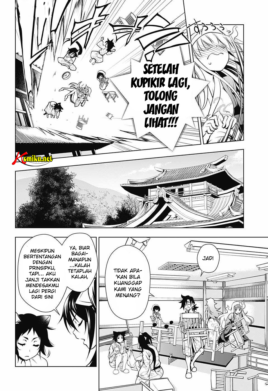 Yuragi Sou No Yuuna San-indonesia