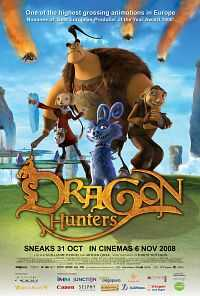 Download Dragon Hunters (2008) Hindi - Tamil - Eng 480p BDRip
