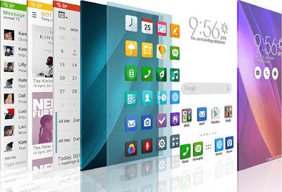 Asus Zenfone 2 ZE551ML aplikasi