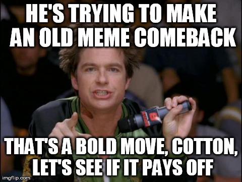 Return Of The Meme Helene In Between