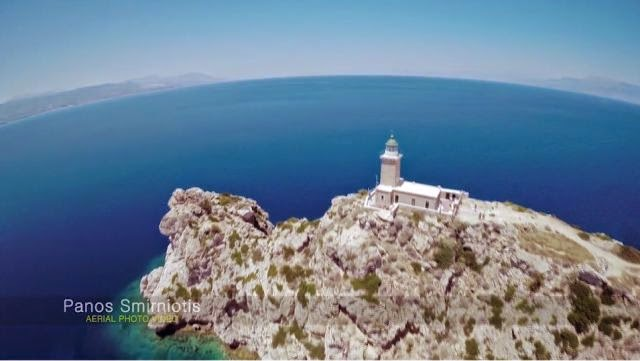 The Most Amazing Aerial Video of Hellas (Greece) You'll Ever See
