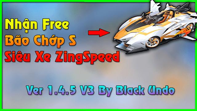 Mod SKin Bão Chớp Zingspeed Mobile 1.4.5 V3