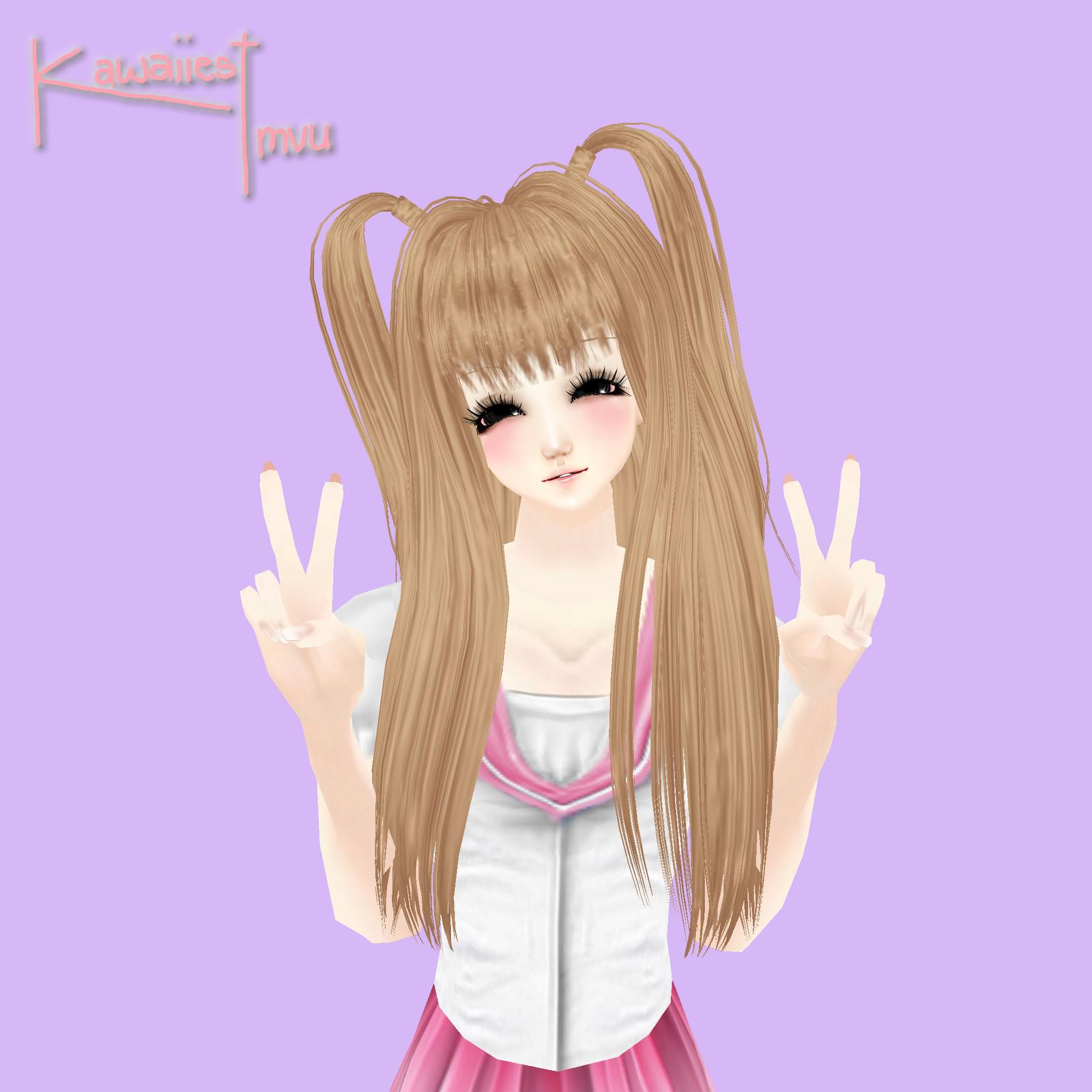 kawaii school hairstyles by s0l ~ kawaiiest of imvu