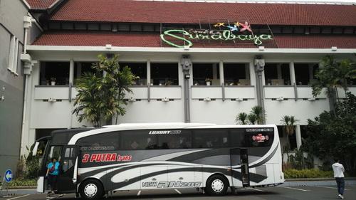 bus pariwisata surabaya murah, rental bus pariwisata surabaya